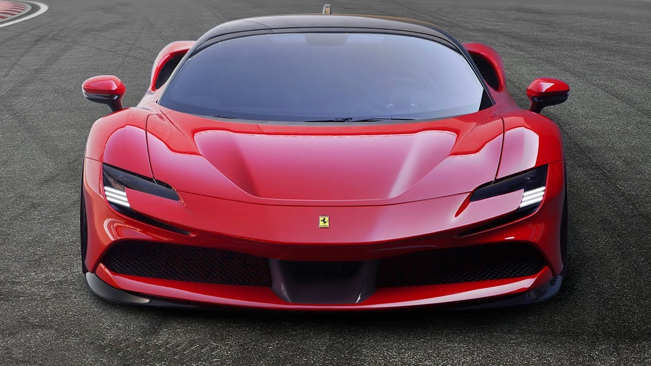Ferrari Car Rental